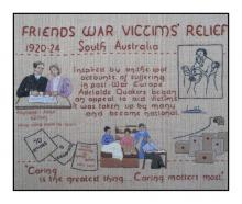 Friends War Victims Relief South Australia