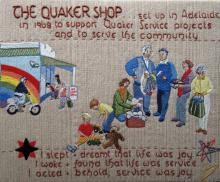 Quaker Shop in Adelaide
