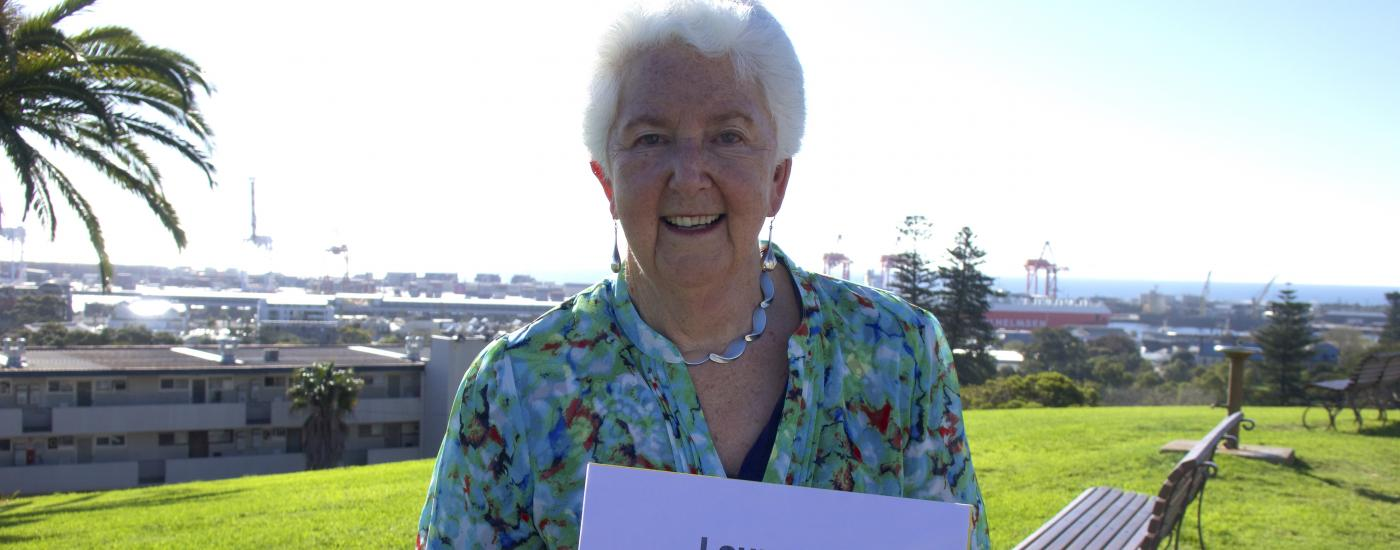 Ann Zubrick, Quakes Ausralia Presiding Clerk, 2019