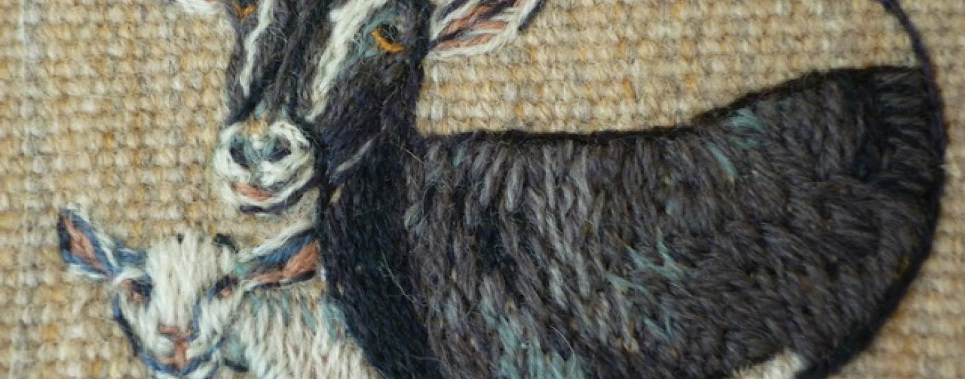 Quaker Service Australia - goats