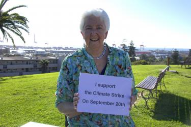 Ann Zubrick, Quakers Australia Presiding Clerk, 2019